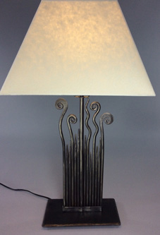 Fiddleheads Table Lamp