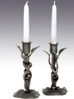 Intertwined Candlesticks