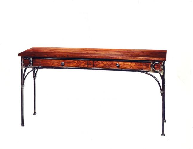 Rings and Collars Console Table