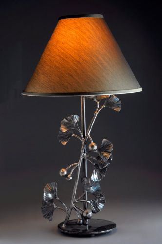 Ginkgo Leaf Table Lamp